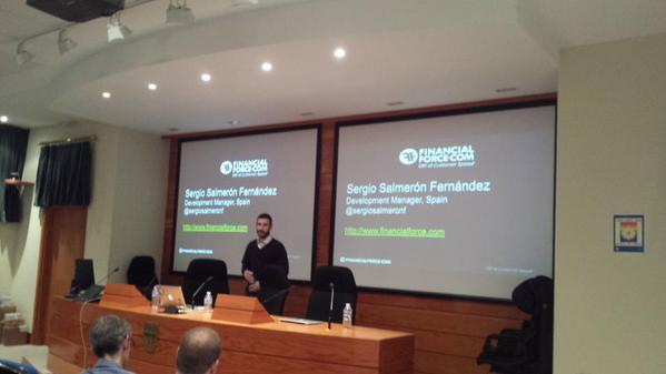 Sergio - FinancialForce